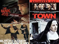 10 Famous Bank Robbery Movies