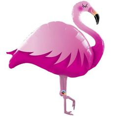 Planning a Lets Flamingo themed celebration? This balloon is the perfect flamingo birthday party decoration! Flamingo Baby Shower, Flamingo Birthday, Pink Flamingo Party, Flamingo Rosa, Pink Flamingos, Luau Theme Party, Tiki Party, Party Party, Balloons And More