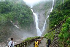 日本一パワフルな滝! 圧巻、雪解けの立山へ |WOMAN SMART|NIKKEI STYLE