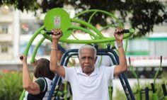 Experiências brasileira sobre saúde de idosos
