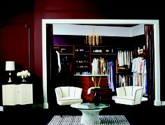 Find This Pin And More On Bedroom Ideas. Custom Closet By California Closets