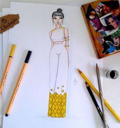 15 ideas fashion design figurini dietro for 2020 Dress Design Drawing, Dress Design Sketches, Fashion Design Sketchbook, Fashion Design Drawings, Fashion Sketches, Dress Illustration, Fashion Illustration Dresses, Arte Fashion, Fashion Edgy
