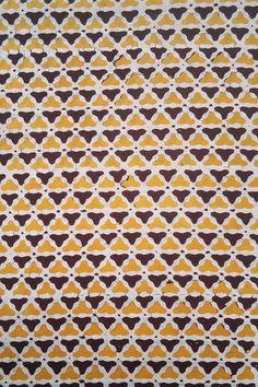 Hand crafted Batik Cotton Running Fabric