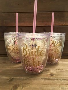 Excited to share the latest addition to my #etsy shop: Wedding Tumbler, personalized tumbler, Bridesmaid Tumbler, Wine Tumbler, Bride Tumbler, wedding gifts, bridesmaid gifts, bridal party http://etsy.me/2mYF79R #weddings #valentinesday #pink #bridalpartytumbler #perso