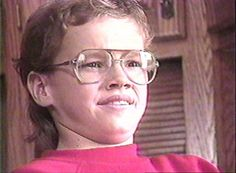 If you're having a bad day, here's a pic of Matt Damon at age 12. - Imgur