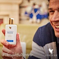Every man deserves soft & smooth shaven skin. Gift it right with Gentleman's Pride, they won't be disappointed. #thoughtfulforever #foreverliving #mencare #skincare #gentleman #man #giftideaforhim