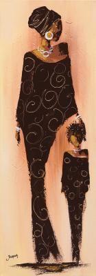 Artwork by Johanna - Avisca.com: the discount online African American Art Gallery