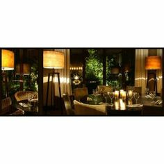 Restaurants :: Bo&Zin - Maroc - Loisir, Activités, Excursions, Séjour, EVJF & EVG Marrakech...