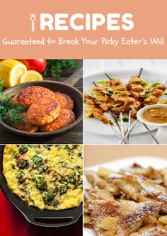 Tired of the same dinners week after week? It is possible to expand their taste buds without the fight. Recipes Guaranteed to Break Your Picky Eater's Will http://www.activekids.com/food-and-nutrition/articles/recipes-guaranteed-to-break-your-picky-eater-s-will?cmp=17N-PB34-S13-T9-D1--24