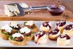 Kanapky jsou výborné zapečené; Petr Makovička Cheesecake, Party, Food, Cheesecakes, Essen, Parties, Meals, Yemek, Cherry Cheesecake Shooters
