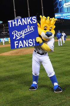Thank you #Royals fans for your support this season!