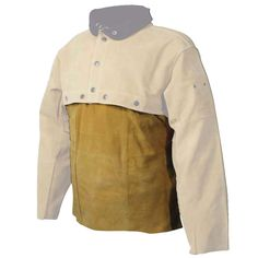 Safety Clothing Forceful Welding Apron Heat Insulation A Whole Piece Of Cow Leather Protective Aprons Flame Resistant Welders Workplace Safety Clothing