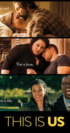 Created by Dan Fogelman.  With Milo Ventimiglia, Mandy Moore, Sterling K. Brown, Chrissy Metz. A group of people with the same birthday, including Jack, whose wife, Rebecca, is expecting triplets in Pittsburgh, Kevin, a handsome television actor growing bored of his fly bachelor lifestyle, Kate, his funny and sweet heavyset twin, and Randall, a successful businessman in search of his biological father.