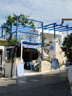 http://lelakor.tumblr.com/ #Crete #Greece #Koutouloufari #tavern #cafe