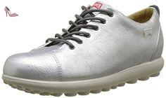 Camper Pelotas Step, Sneakers Basses Femme, Beige (Medium Beige 004), 40 EU
