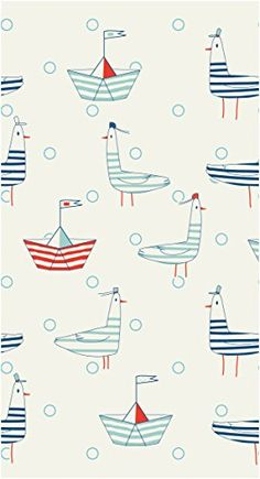Creative Converting Elise 16 Count 3 Ply Seafarer Gulls Guest Towel RedWhiteBlue ** Want additional info? Click on the image. (This is an affiliate link)