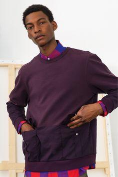 OAMC Spring 2016 Menswear Fashion Show
