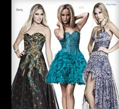 Which one is the prettiest in your opinion? Just comment on the picture and tell! Who won???