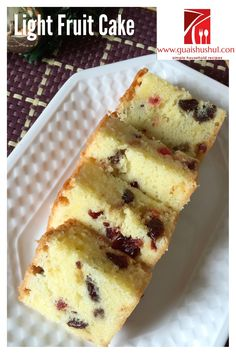 Updated post on 21/11/2016 Re-prepare the recipe using full amount for fruits for picture taking purposes. Happy with this cake.. I have a pack of dried fruits sitting in my shelves for a long time, by hook and by crook, I must get rid of it.. Since I do not have a golden or light … … Continue reading →