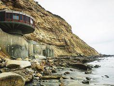 The #MushroomHouse of #BlacksBeach, La Jolla. 🌊🍄 • • • • • • #HoChiMinhTrail #SanDiego #LaJolla #secretspots #sandiegophotos #instagram #instanature #instadaily #nature #beaches #TorreyPines #ScrippsLaJolla #iphonephotography #ig_nature #sandiegoca @visitsandiego @visitcalifornia @sandiegomag @sandiegophotos @sandiego.city @lajolla.ca @california #lajollalocals #sandiegoconnection #sdlocals - posted by S⃣a⃣r⃣a⃣h⃣ 🌙  https://www.instagram.com/djelliebeanz23. See more post on La Jolla at…