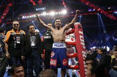 Boxing fans deserve to see Pacquiao-Mayweather, says Manny - Yahoo Sports Philippines