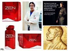 Zen Bodi. Created by Vincent Giampapa who has been nominated for the 2014 Nobel Prize for his work in Adult Stem Cell Technolgy