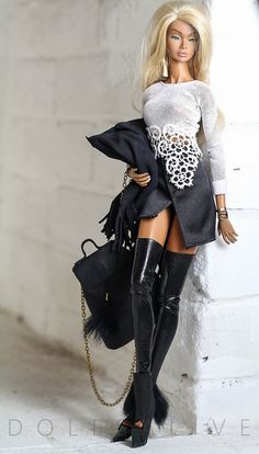 North Star OOAK outfit   www.ebay.com/sch/dollsalive/m.html?…   Flickr