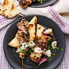 Since we couldn't choose just one grilling recipe for you to make this weekend, we'll stick to one category: kebabs! Kebabs are the perfect weekend activity: they're quick-cooking, they're fun, they get the whole family involved AND they make for great leftovers. Here are some of our favorite kebab recipes and ideas for how to [...]