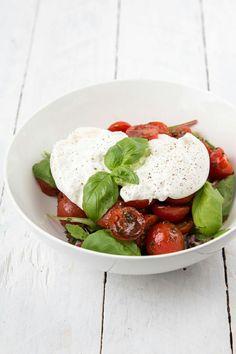 Caprese Salad, Salads, Menu, Lunch, Dinner, Health, Food, Drinks, People