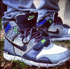 Nike Trainer Dunk High Mita Sneakers