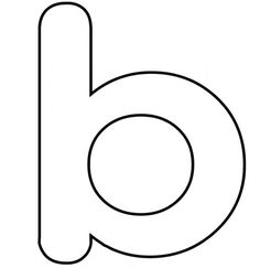 Best Letter B Coloring Pages | Kids | Pinterest