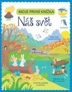 My First Book About Our World - - Livres en anglais pour la jeunesse Best Children Books, Childrens Books, Young Children, Where Do Penguins Live, Basic Geography, World Library, Fallen Book, Reference Book, Preschool Curriculum