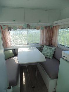 Adria caravan | pastels | Caravanity