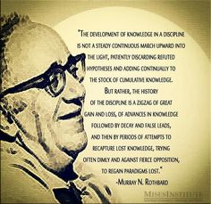 71 best Murray Rothbard images on Pinterest | Political freedom ...