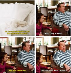 "She has NO TIME for racism. | 19 Reasons Lily From ""Modern Family"" Would Be The Best Friend Ever"