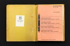 Catalog and Archive: two Szeemann designs — The Gradient — Walker Art Center