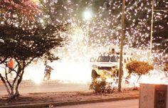 "BARQUISIMETO: Cuando la GNB insultaban a manifestantes desde la tanqueta en la Av Lara #1M: FOTO pic.twitter.com/hvJMx7xQbx via @marksumoto"""