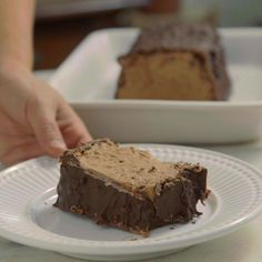 Chocolate Ice Cream, Chocolate Desserts, Baking Chocolate, Ice Cream Pies, Fat Foods, Sweet Recipes, Delicious Desserts, Food To Make, Sweet Treats