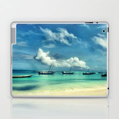 Hakuna Matata Laptop & iPad Skin by Anna Andretta - $25.00
