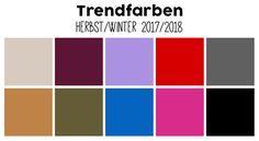 Ihr wollt wissen, wie die Modetrends im Herbst und Winter 2017/2018 aussehen? Hier kommt die große Fashion-Vorschau!
