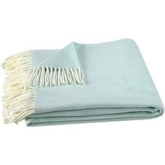Lands Downunder Turquoise Assiro Herringbone Throw ($93) ❤ liked on Polyvore featuring home, bed & bath, bedding, blankets, herringbone blanket, herringbone throw blanket, turquoise throw, light weight blankets and lightweight throws