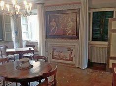 First Floor - Lucca – Historical Villa Pieve for sale. www.lucaevillas.it
