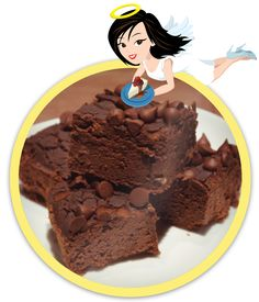 Belly Fat Burning Brownies Recipe — The Dessert Angel