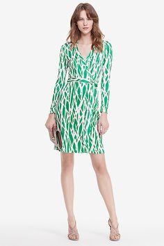 DVF Designer Wrap Dress & Wrap Around Dress Collection | DVF World