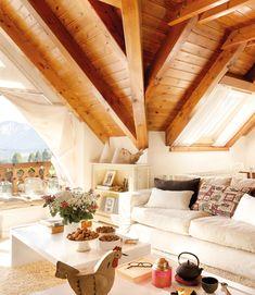 Jurnal de design interior - Amenajări interioare, decorațiuni și inspirație pentru casa ta: Amenajarea unei case de la munte
