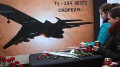 Russia Black Sea air crash: Pilot error blamed