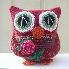 Oh how I love this owl!