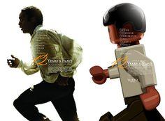 Lego, Premios Oscar, Oscar 2014, 12 years a slave