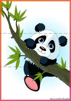 Giant panda Clip Art and Stock Illustrations. 751 Giant panda EPS illustrations and vector clip art graphics available to search from thousands of royalty free stock art creators. Stickers Panda, Cute Stickers, Wall Stickers, Panda Bebe, Cute Panda, Cartoon Cartoon, Black Cartoon, Image Panda, Photo Panda