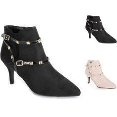 b2401efc61 Margaux Studded Booties by EY Boutique Womens Clearance
